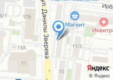 Компания «ЖЭРУ №4» на карте