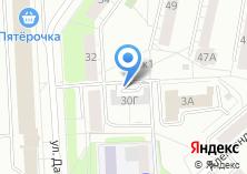 Компания «Инфолайт» на карте
