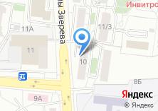 Компания «Фэнтези» на карте