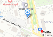 Компания «ОЛМИ» на карте