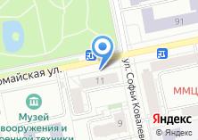 Компания «ААНТ КОНТАКТ» на карте