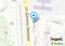 Компания «ДОКСАЛ-ПРОЕКТ» на карте