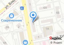 Компания «Плаза» на карте