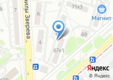 Компания «Студия ногтевого сервиса» на карте