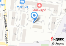 Компания «Крона Сервис» на карте