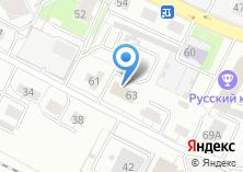 Компания «Авенсис» на карте