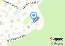 Компания «ВОС ТОК» на карте
