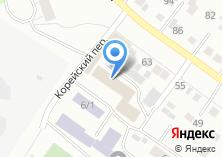 Компания «Уральский пожарно-спасательный учебный центр» на карте