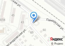 Компания «Автостоянка на Астраханской» на карте