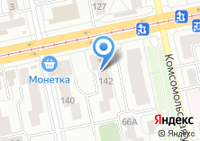 Компания «Общежитие УрГСХА» на карте