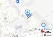 Компания «УЭМК» на карте