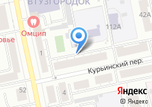 Компания «УРАЛЖИЛСТРОЙ» на карте