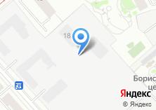 Компания «Мебельная фабрика «Паллада»» на карте