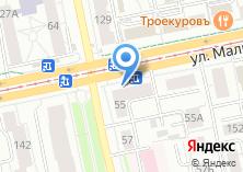 Компания «Ситидорс» на карте