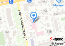 Компания «Стоматологическая клиника» на карте