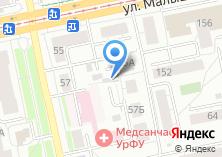 Компания «Автостоянка на Комсомольской» на карте