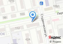 Компания «Ti Amo» на карте