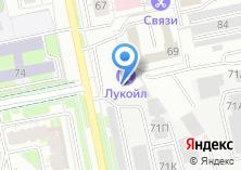 Компания «Шиномонтажная мастерская на Комсомольской» на карте