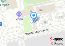 Компания «Полиграфист» на карте