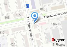 Компания «Реле Автоматика ЕК» на карте