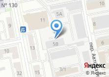 Компания «Артифекс» на карте