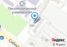 Компания «ПРАЗДНИК ШАРОВ 96» на карте