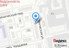 Компания «Царапка» на карте