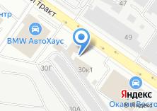 Компания «Оками-Спорт» на карте