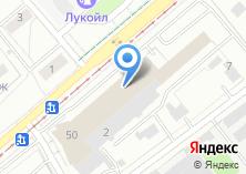 Компания «ТОМАС» на карте