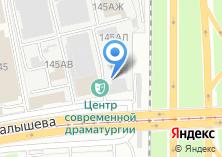 Компания «Нива-Трофи Клуб» на карте