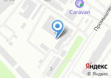Компания «Урал-Гласс группа компаний» на карте