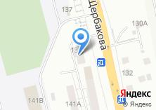 Компания «Маринка» на карте