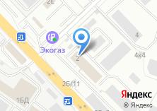 Компания «Эвольвента» на карте