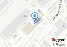Компания «Ю-Терм» на карте