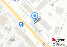 Компания «Автоснаб-Север» на карте
