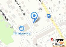 Компания «Ликург» на карте