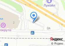 Компания «КЛМ-Арт» на карте