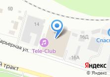 Компания «Евродизайн-Екатеринбург» на карте