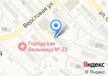 Компания «Радуга х2» на карте