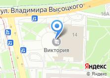 Компания «КОСК Россия» на карте