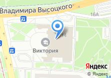Компания «Мелодика» на карте
