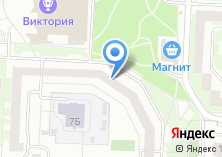 Компания «Живика» на карте