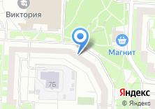 Компания «Золотой Лев» на карте