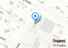 Компания «Метснаб» на карте