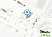 Компания «Ural Motoring» на карте