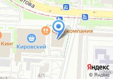 Компания «На Сиреневом бульваре» на карте