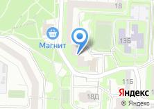 Компания «Tri-tv» на карте