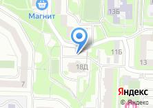 Компания «Олером» на карте