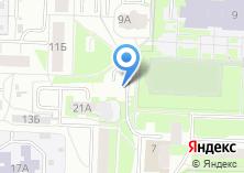 Компания «Автостоянка на ул. Сыромолотова» на карте