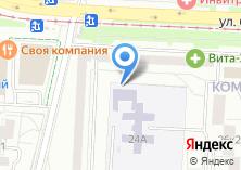 Компания «Специализированный дом ребенка №4» на карте